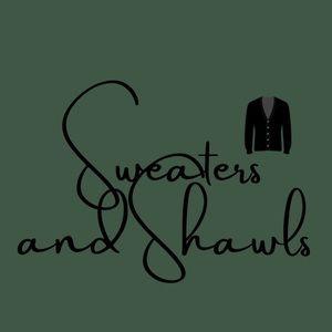 Cardigans, Shawls, Wraps & More